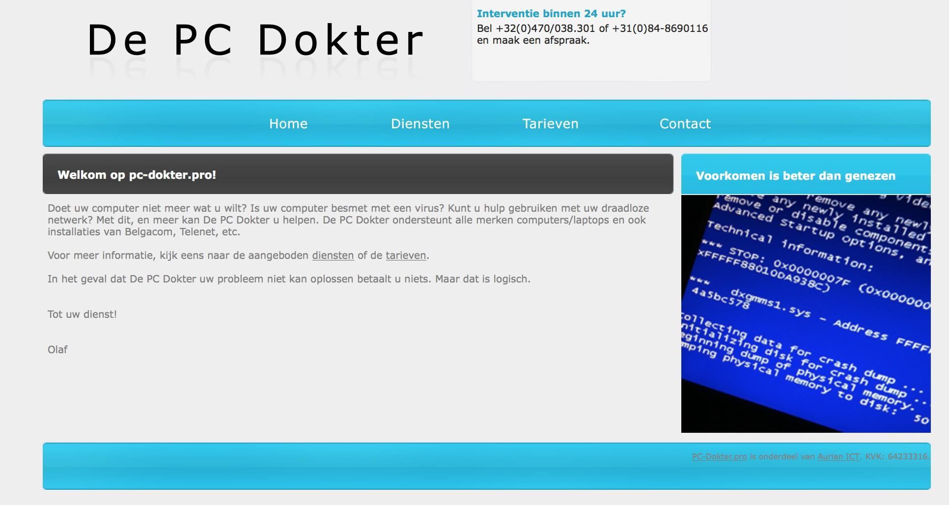 De PC Dokter